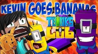 Minecraft Mods Think's Lab - KEVIN GOES BANANAS!!! Minecraft Roleplay