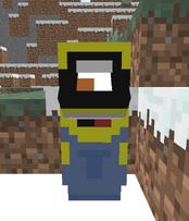 Boy Minion One Eye