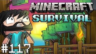 Minecraft Survival - Part 117 - Back To The Ocean Monument-3