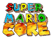 Super Mario Core logo