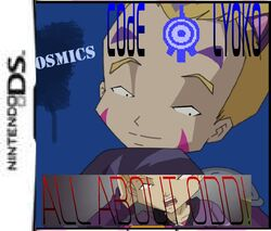 Code Lyoko All About Odd!