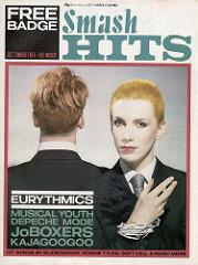 Smash Hits, March 3, 1983