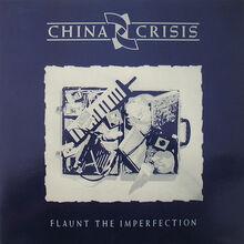 China Crisis Flaunt LP front