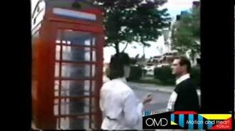 Full version OMD Live In Sheffield England at Sheffield City Hall 14th of June 1985 plus interview