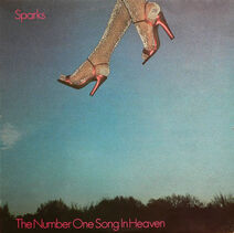 1979 Sparks No 1 Song 7in front