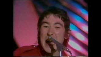 Buzzcocks Harmony In My Head (TOTP 26 July 1979)