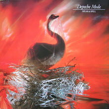 Speak & Spell 1981 LP front
