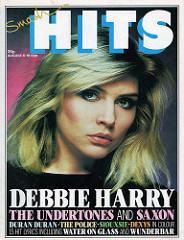 Smash Hits, August 6, 1981 - p.01 Debbie Harry cover