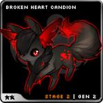 Candion brokenheart