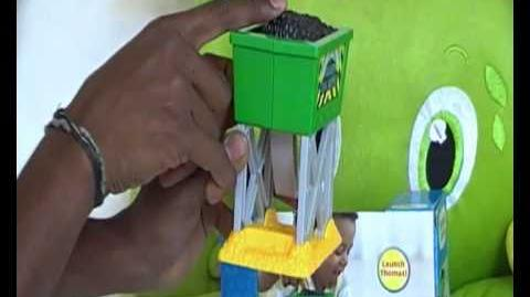 Fisher price thomas & friends coal hopper launcher