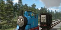 Thomas the Quarry Engine