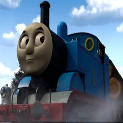 Thomas in Misty Island Rescue