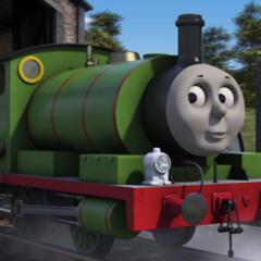 Percy in the twentieth season