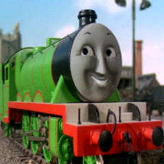 Henry in the sixth season