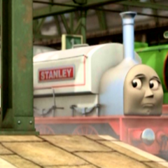 Stanley in Day of the Diesels