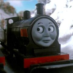 Donald in the second season