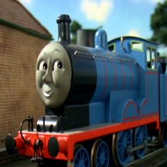 Edward in the seventh season