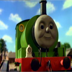 Percy in The Great Discovery