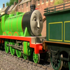 Henry in the seventh season