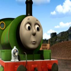 Percy in Misty Island Rescue