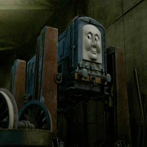 Sidney in Day of the Diesels