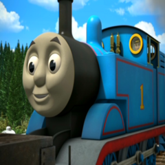 Thomas in the seventeenth season