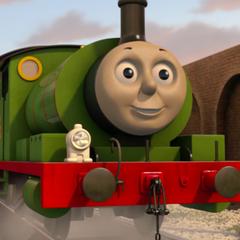 Percy in the nineteenth season