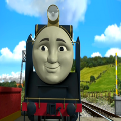 Hiro in King of the Railway