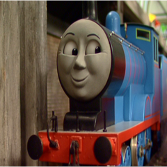 Edward in the ninth season