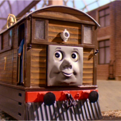 Toby in the third season