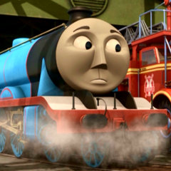 Gordon in Day of the Diesels