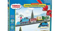 Thomas' Christmas Express set