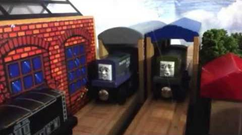 Quest 89 Moments The Diesels' Meeting