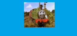 Oliver in Thomas and Friends the Magical Railroad Adventures