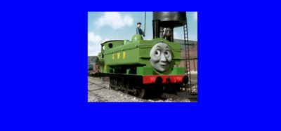 Duck in Thomas and Friends the Magical Railroad Adventures
