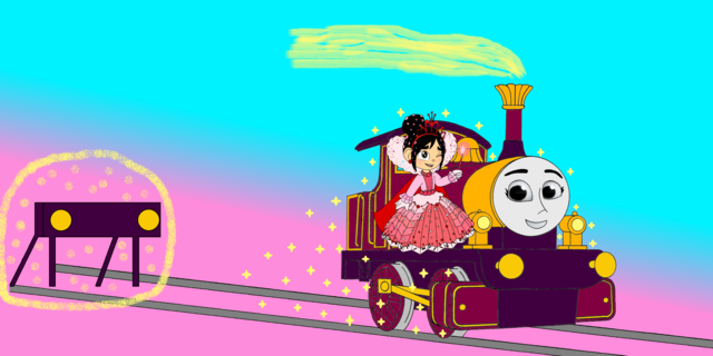File:Lady & Princess Vanellope appeared out the Buffers.png