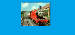 James in Thomas and Friends the Magical Railroad Adventures