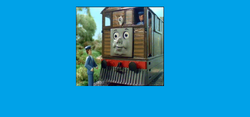 Toby in Thomas and Friends the Magical Railroad Adventures