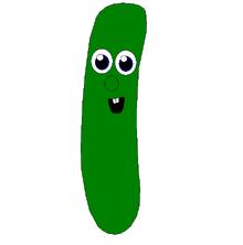 ChrisJ94 the Cucumber
