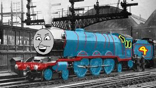 Billy806 the big express engine