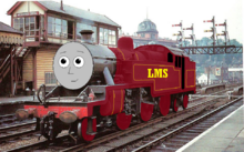 Mike Solo the Big Tank Engine