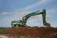 Linkthehero13 the excavator