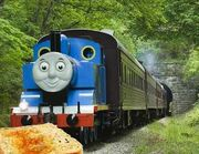 Day Out With Thomas on Toast