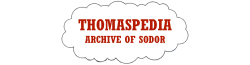 Thomaspedia: Archives of Sodor
