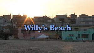 Willy's Beach logo