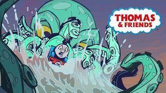 Adventures Sea Monster Story