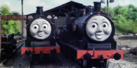 Donald and Douglas