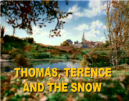 Thomas,TerenceandtheSnow
