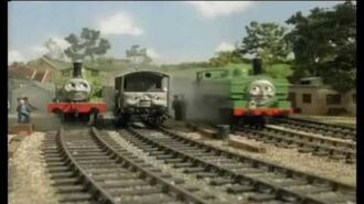 The Railway Series - Toad Stands By