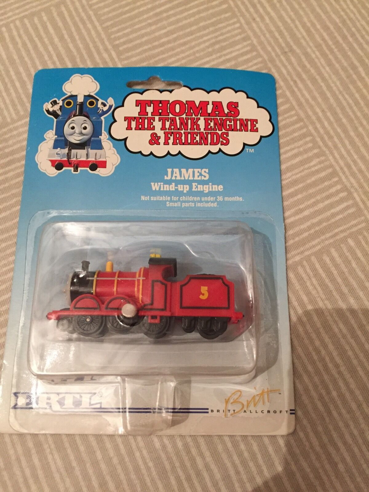 Ertl Wind up James